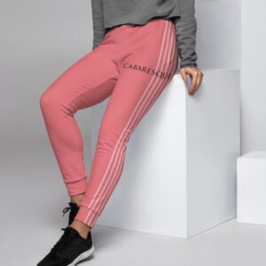 Cabaresque lounge trousers (soft pink)